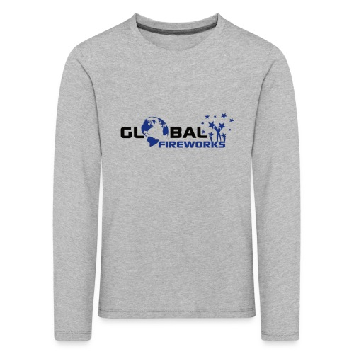 Global Fireworks - Kinder Premium Langarmshirt
