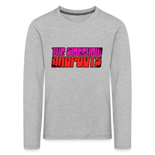 Sideshow Dropouts 01 - Premium langermet T-skjorte for barn