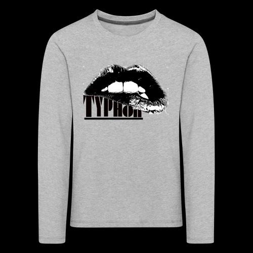 Typhon Original Logo - Kids' Premium Longsleeve Shirt