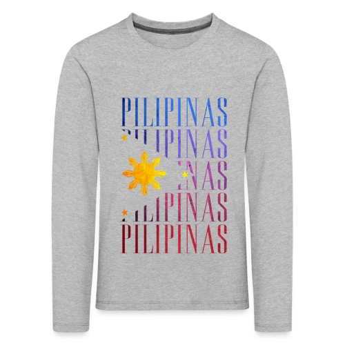PHL 0009 - Kids' Premium Longsleeve Shirt