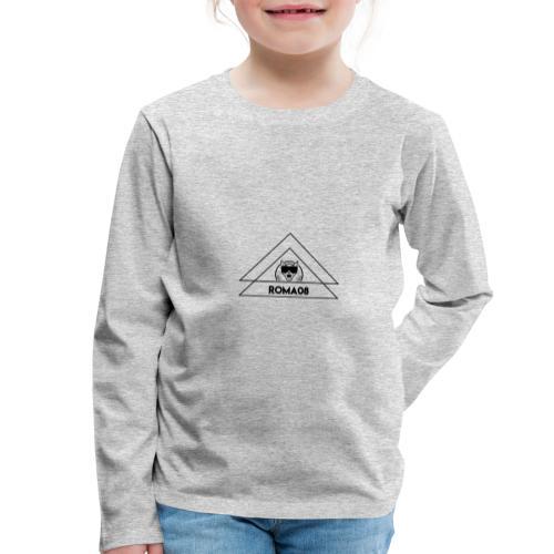 Roma08 - Camiseta de manga larga premium niño