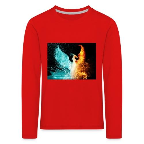 Elemental phoenix - Kids' Premium Longsleeve Shirt