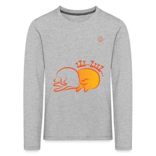 zzz 2 02 - Maglietta Premium a manica lunga per bambini