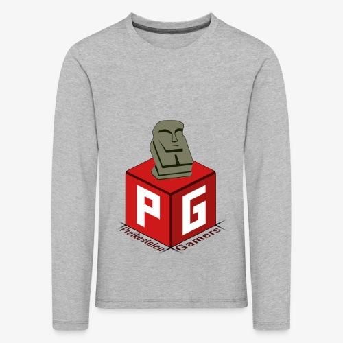 Preikestolen Gamers - Premium langermet T-skjorte for barn
