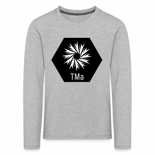 TMa - Lasten premium pitkähihainen t-paita