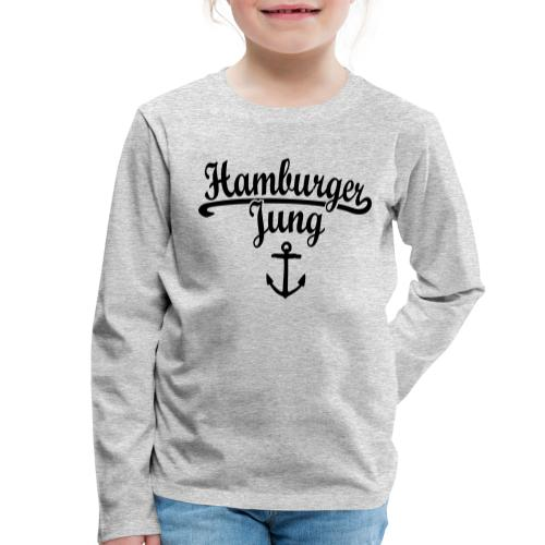 Hamburger Jung Klassik Hamburg - Kinder Premium Langarmshirt