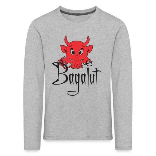 Bagalut - Kinder Premium Langarmshirt