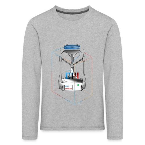 New Logo CPI - T-shirt manches longues Premium Enfant