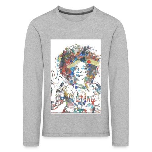 Live and let live, Geschenkidee - Kinder Premium Langarmshirt