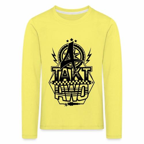 4-Takt-Awo / Viertaktawo - Kids' Premium Longsleeve Shirt