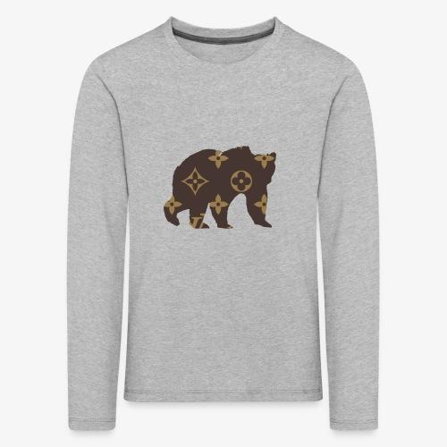alouci x lv - Långärmad premium-T-shirt barn