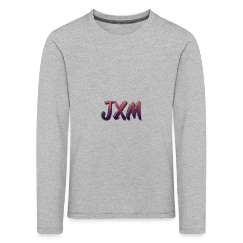 JXM Logo - Kids' Premium Longsleeve Shirt