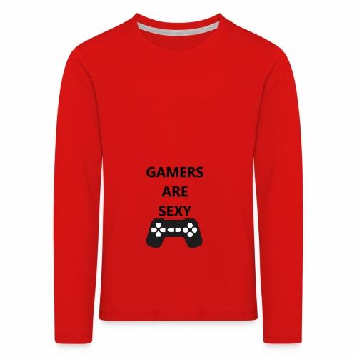 GASController - Kids' Premium Longsleeve Shirt