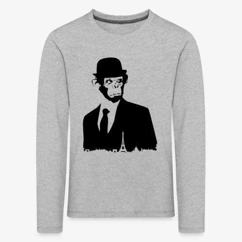 COLLECTION *BLACK MONKEY PARIS* - T-shirt manches longues Premium Enfant