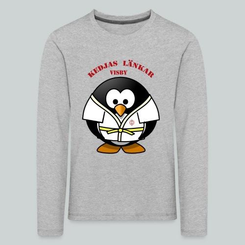VisbyPenguins - Långärmad premium-T-shirt barn