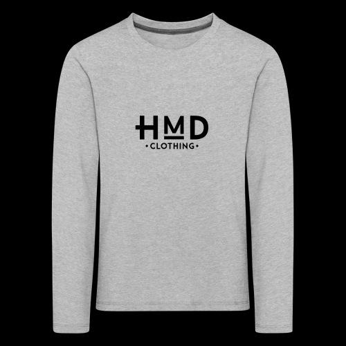 Hmd original logo - Kinderen Premium shirt met lange mouwen