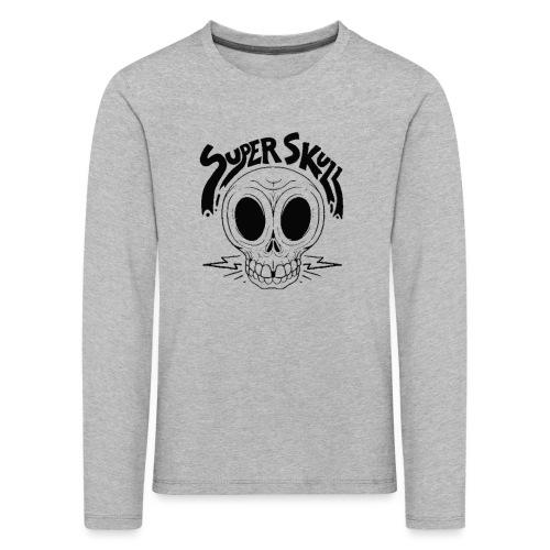 superskull - T-shirt manches longues Premium Enfant