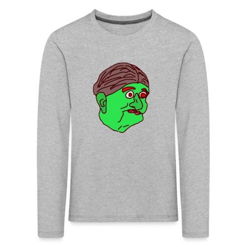JAMPPAMUMMO PAINT - Lasten premium pitkähihainen t-paita