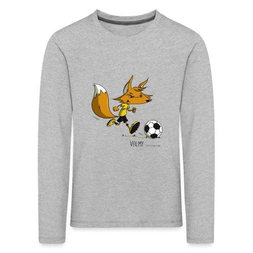 Valmy mascotte - T-shirt manches longues Premium Enfant