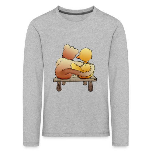Freunde für immer - Kinder Premium Langarmshirt