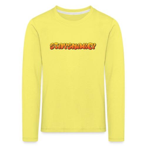 womens jacket grey - Kids' Premium Longsleeve Shirt