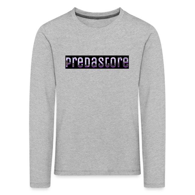 PredaStore Original Logo Design