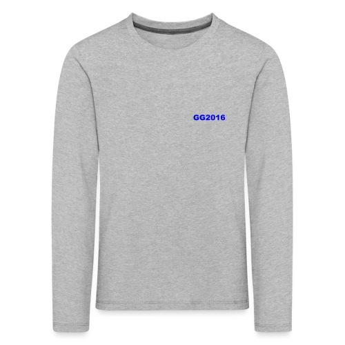 GG12 - Kids' Premium Longsleeve Shirt