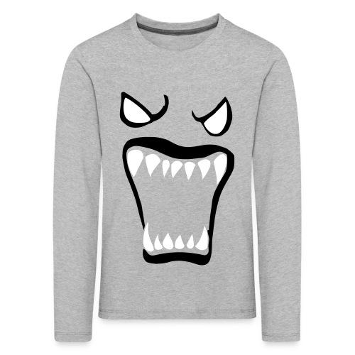 Monsters running wild - Långärmad premium-T-shirt barn