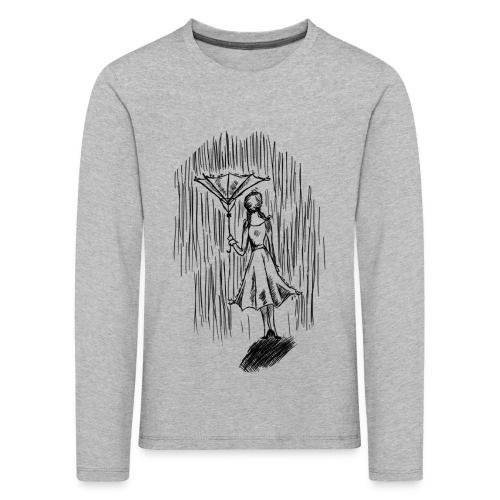 Umbrella - Kids' Premium Longsleeve Shirt