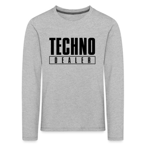 Techno dealer - Kids' Premium Longsleeve Shirt