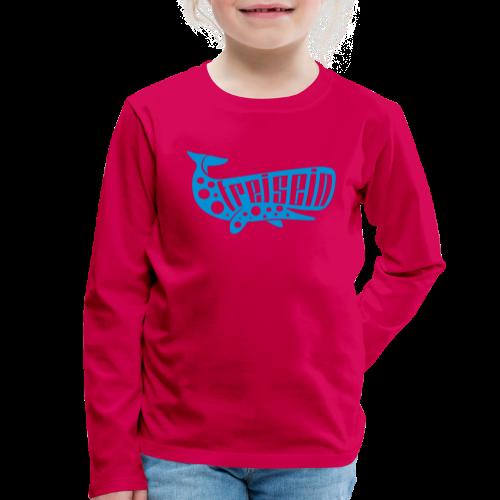 freisein - Kinder Premium Langarmshirt