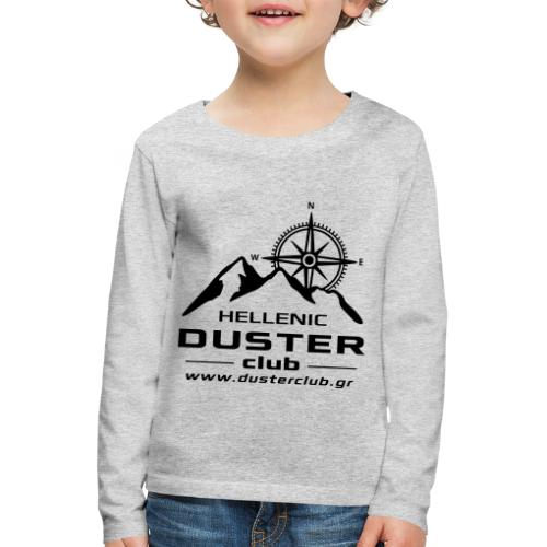 DUSTER TELIKO bw2 - Kids' Premium Longsleeve Shirt