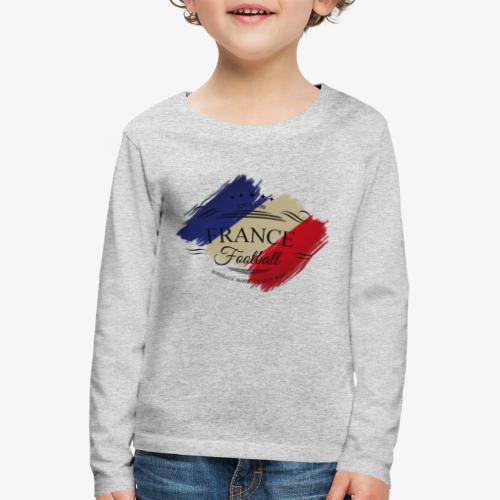 France Football - Kinder Premium Langarmshirt