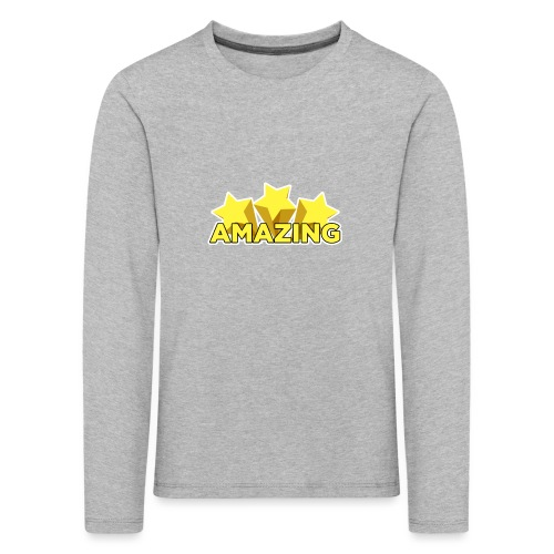 Amazing - Kids' Premium Longsleeve Shirt