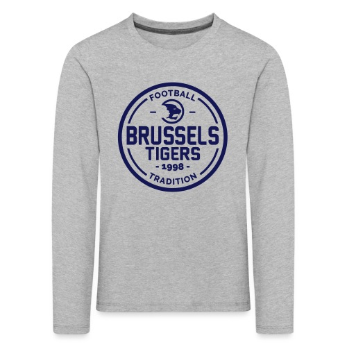 Brussels Tigers Tradition - Kids' Premium Longsleeve Shirt