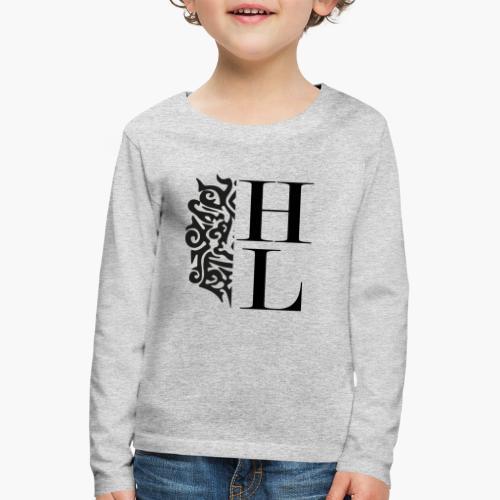 Houseology HL - Original - Kids' Premium Longsleeve Shirt