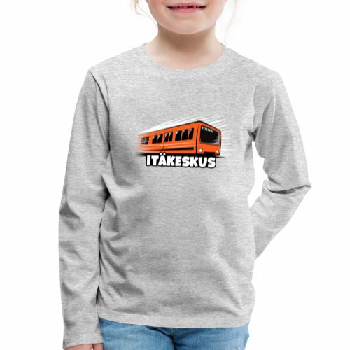 METRO ITÄKESKUS, T-Shirts +150 Products Webshop - Lasten premium pitkähihainen t-paita