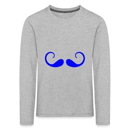 LOGO-SFONDOTRASPARENTE - Maglietta Premium a manica lunga per bambini