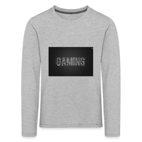 gaming 28646 1680x1050 - Långärmad premium-T-shirt barn