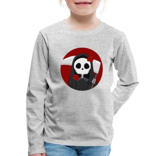 Dulce Santa Muerte - Kinder Premium Langarmshirt