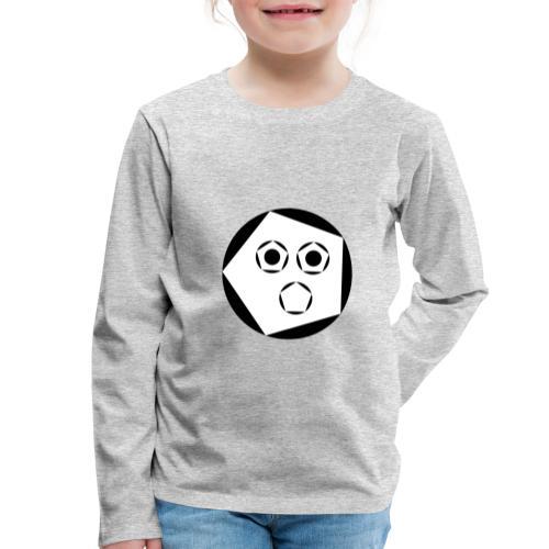 Jack 'Aapje' signatuur - Kinderen Premium shirt met lange mouwen
