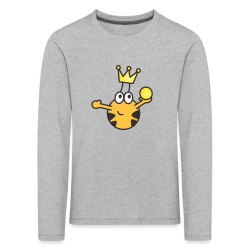 Prinz - Kinder Premium Langarmshirt
