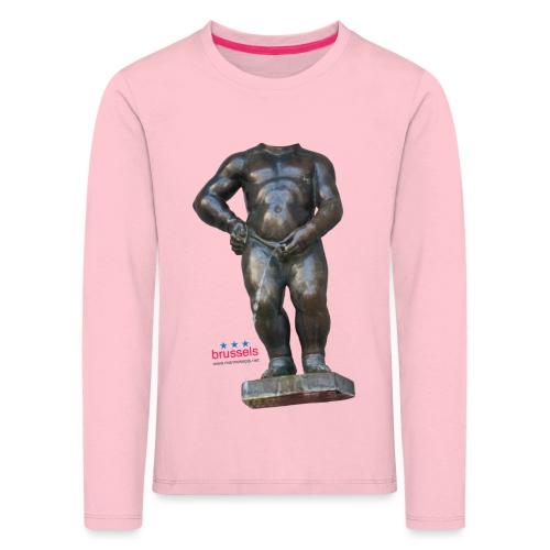 mannekenpis Real Big ♀♂   撒尿小童 - T-shirt manches longues Premium Enfant