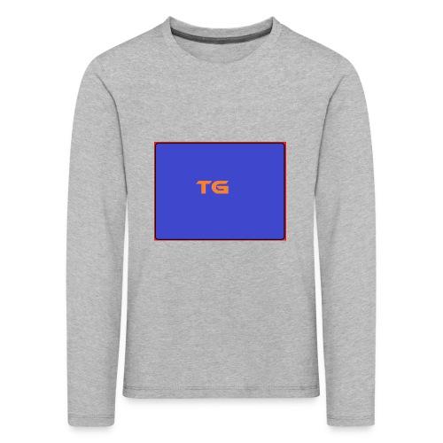 tg shirt special - Kinderen Premium shirt met lange mouwen