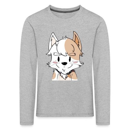 Cat - Kids' Premium Longsleeve Shirt