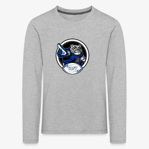 4769739 126934379 white tiger orig - Lasten premium pitkähihainen t-paita