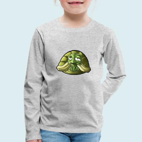 turtle - Maglietta Premium a manica lunga per bambini