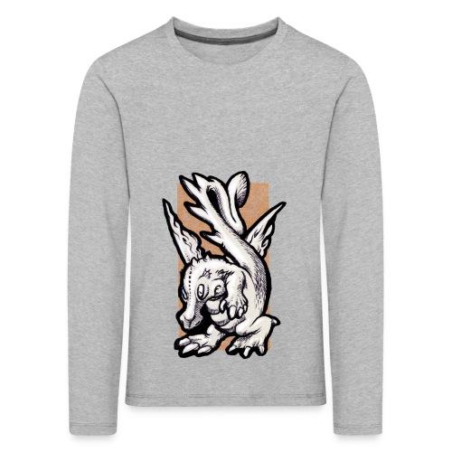 dragolino - Maglietta Premium a manica lunga per bambini