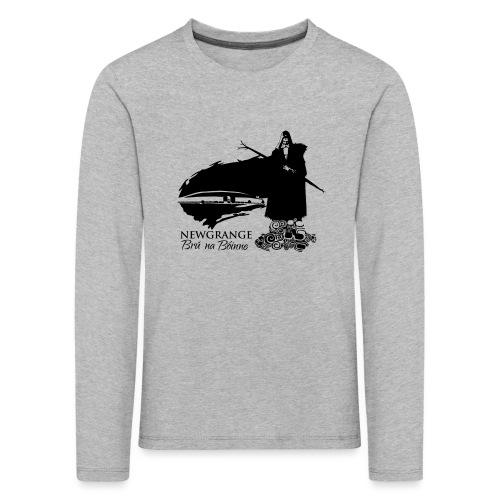 Legend_-_Newgrange3 - Kids' Premium Longsleeve Shirt