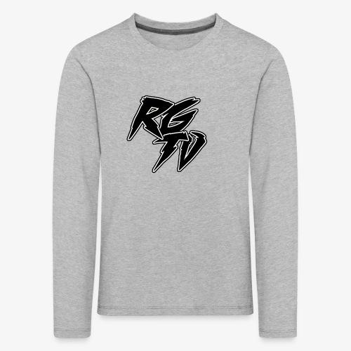 RGTV LOGO - Kids' Premium Longsleeve Shirt
